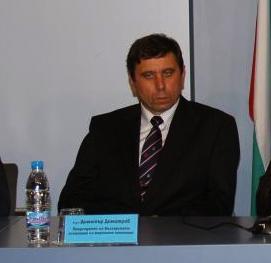 к.д.п. Димитър Димитров