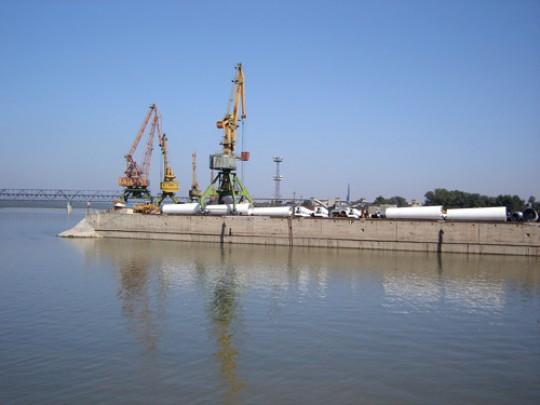 Пристанище Русе