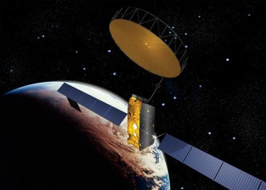 Сателит Inmarsat 4