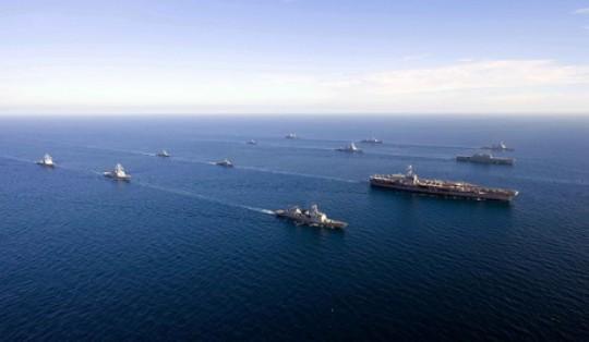 Русия строи втора военноморска база в Черно море