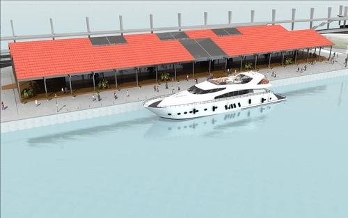 Избират строителя на новата Морска гара в Бургас