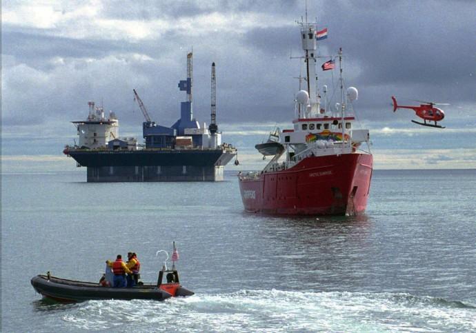 Кметът на Сиатъл не иска Shell в пристанището на града