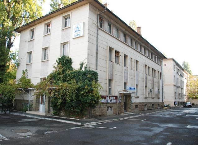 Сграда в Бургас за централа на ИАРА хареса министър Найденов