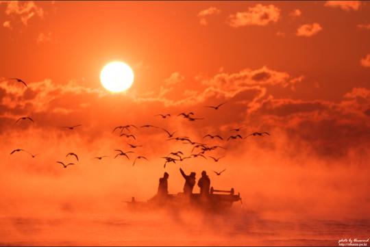 рибари-Blue Wind