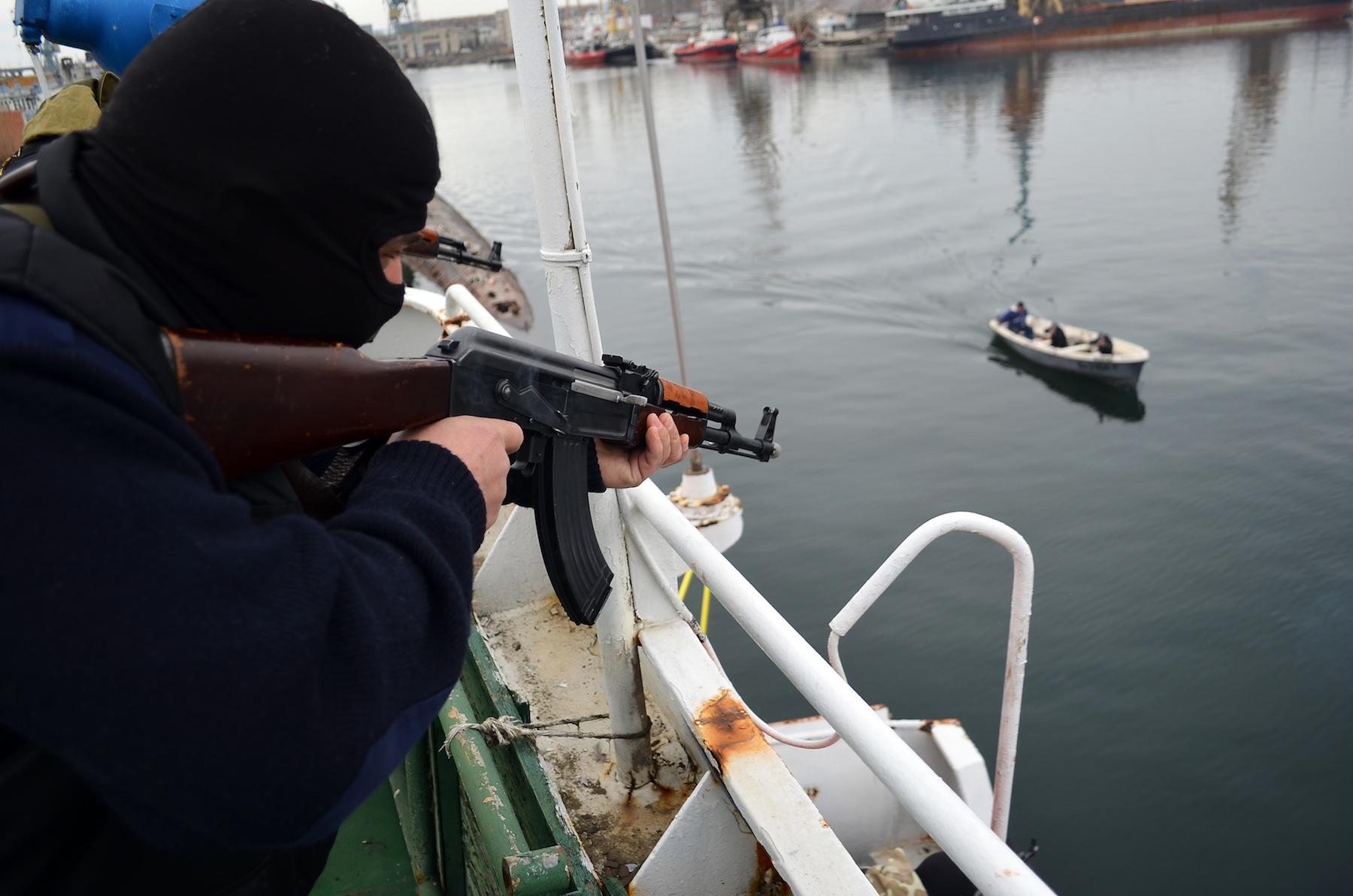Увеличава се пиратската активност в Азия