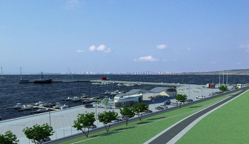 Бургас може да загуби парите за пристанището в Сарафово, ако не е готово до края на годината