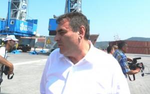 Министър Данаил Папазов, снимка: Maritime.bg