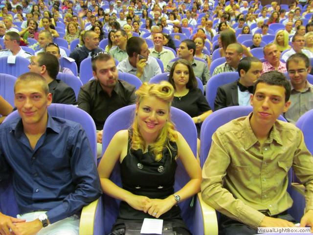 190 студенти от ВВМУ получиха дипломи