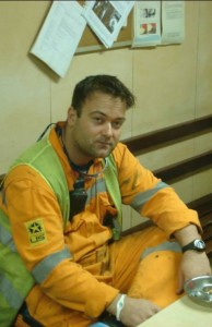 Даниел Георгиев, личен архив
