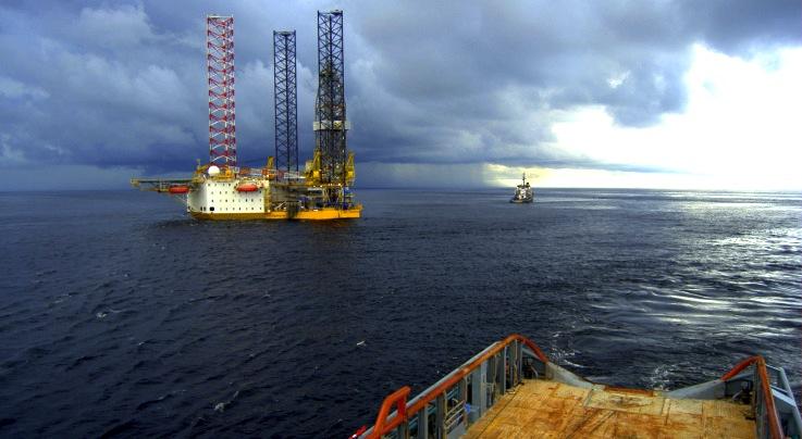 Сондажна платформа PERRO NEGRO 6. Снимка: drillingahead.com, архив Maritime.bg