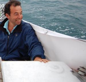Арман Саркисян, морски еколог