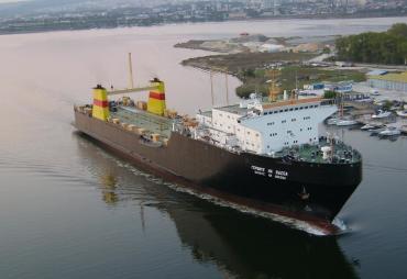Подписваме спогодба за експлоатацията на фериботи с Украйна