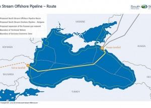Saipem съди Газпром заради Южен поток