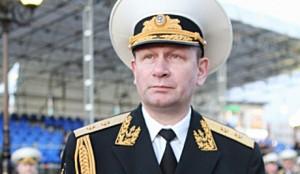 Адмирал Виктор Чирков, снимка: РИА Новости