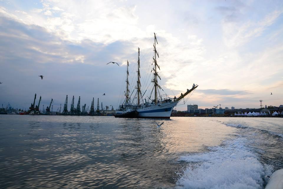 SCF Black Sea Tall Ships Regatta