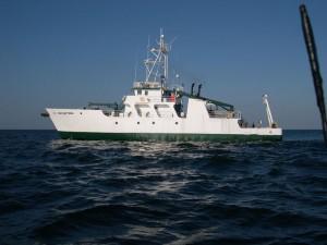 Шест научно-изследователски кораба ще проучват блок Хан Аспарух