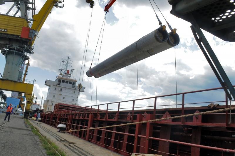 """През декември започва строителството на морската част на """"Южен поток"""""""