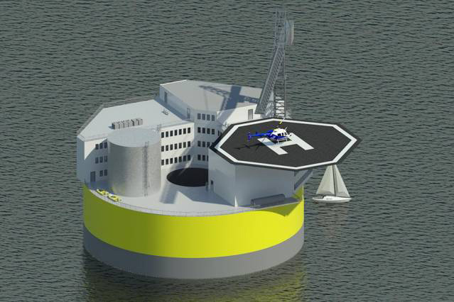 Русия и Китай ще строят плаващи атомни централи