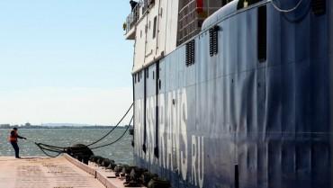 Русия строи плаващи пристанища, продава ги само на страни от БРИКС