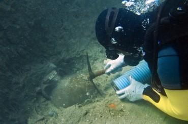 Кораб на 3000 години откриха в Средиземно море