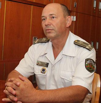 капитан втори ранг Георги Николов