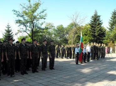88 студенти от различни висши учебни заведения в страната положиха военна клетва във ВВМУ