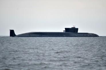 """""""Владимир Мономах"""" излезе в открито море, тества """"Булава"""""""