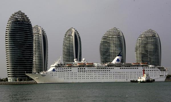 Carnival ще участва в създаването на първия китайски пътнически кораб