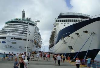 Двойно повече круизни кораби у нас през отминалото лято