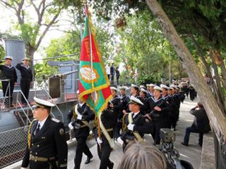 Отбелязаха 130-та годишнина от рождението на флотския герой капитан I ранг Георги Купов