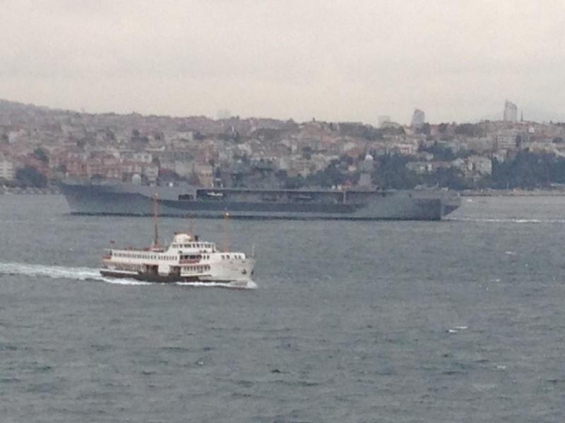 Два американски военни кораба са навлезли в Черно море