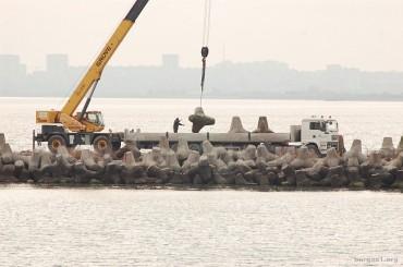 """Търсят строител за понтоните на рибарския порт в """"Сарафово"""""""