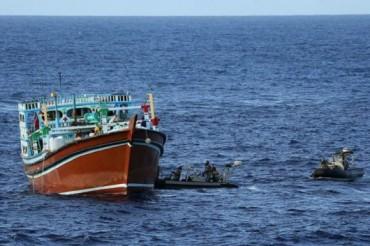 Хванаха 388 килограма хероин на лодка край Африка