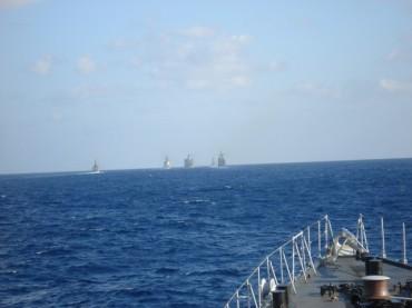 """Фрегата """"Верни"""" се завърна от учението на НАТО в Средиземно море"""