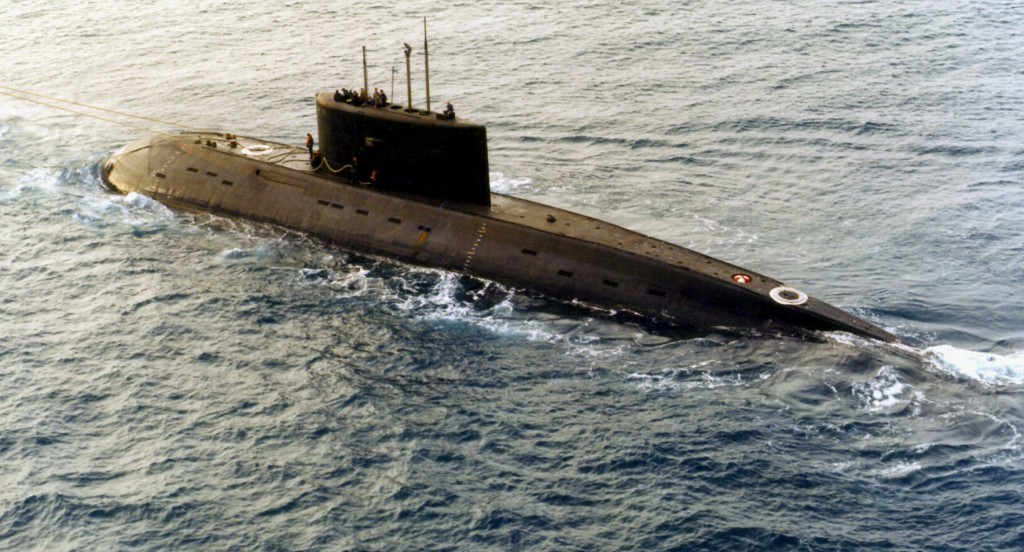 kilo-submarine