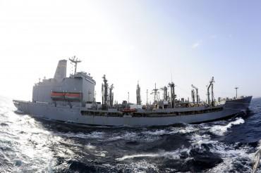 Два американски военни кораба се сблъскаха в Аденския залив