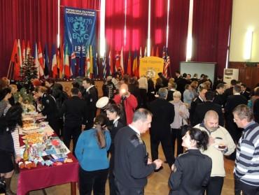 Във Военноморските сили започнаха мероприятията по случай коледните и новогодишни празници