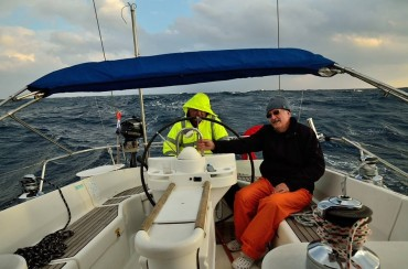 Българската ветроходна експедиция до нос Хорн достигна Лас Палмас