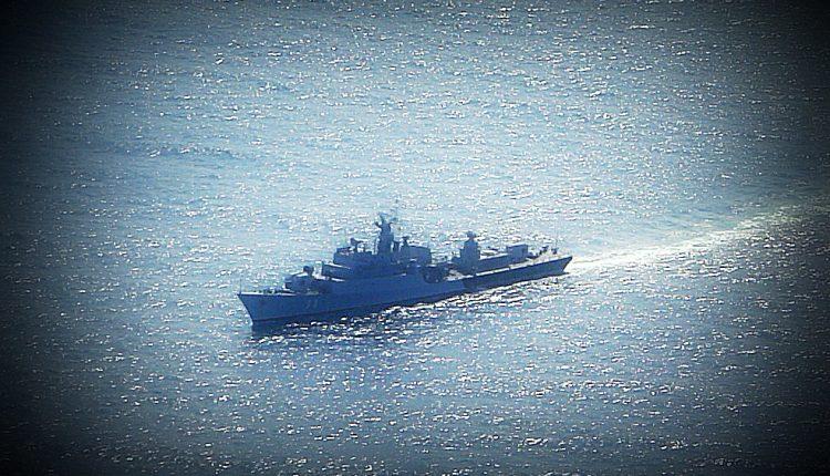 Снимка: Военноморски сили