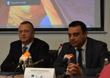 Министър Московски: Не съм противник на идеята за Интермодалния терминал във Варна