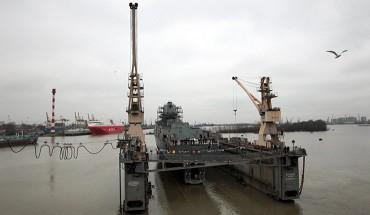 15 нови фрегати очаква Военноморският флот на Русия (видео)