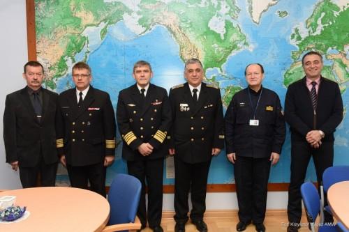 Курсанти от ВВМУ ще практикуват на полски кораби
