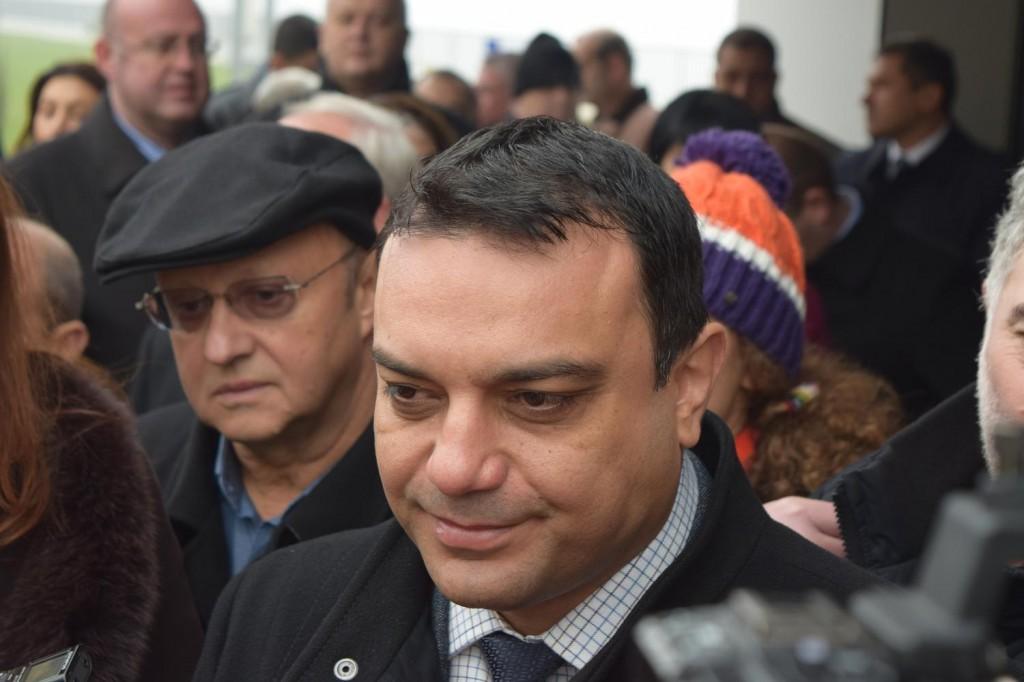 Министър Ивайло Московски, снимка: Maritime.bg