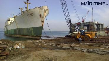 """Последен поглед към кораб """"Петър Берон"""" (снимки)"""