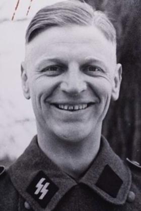 Офицерът от СС Pieter Schelte