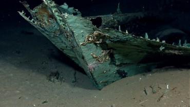 Откриха потънал кораб до новия рибарски порт в Черноморец