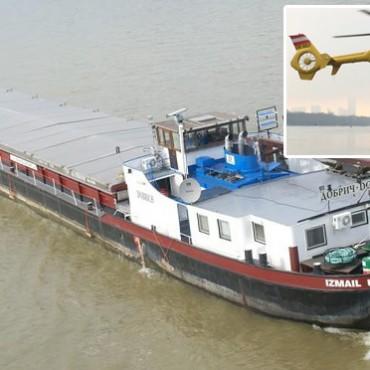 """Моряк пострада сериозно на кораб """"Добрич"""""""