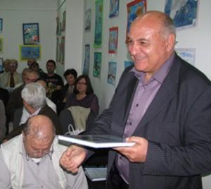 Кап. II ранг о.з. д-р Атанас Панайотов, фото: Любомир ЛАЛЕВ