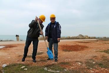 Започна строителството на първата фабрика за преработка на миди в България