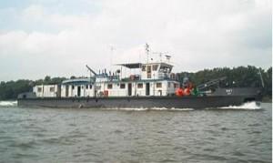 """36-годишния кораб """"ВИТ"""" на АППД"""